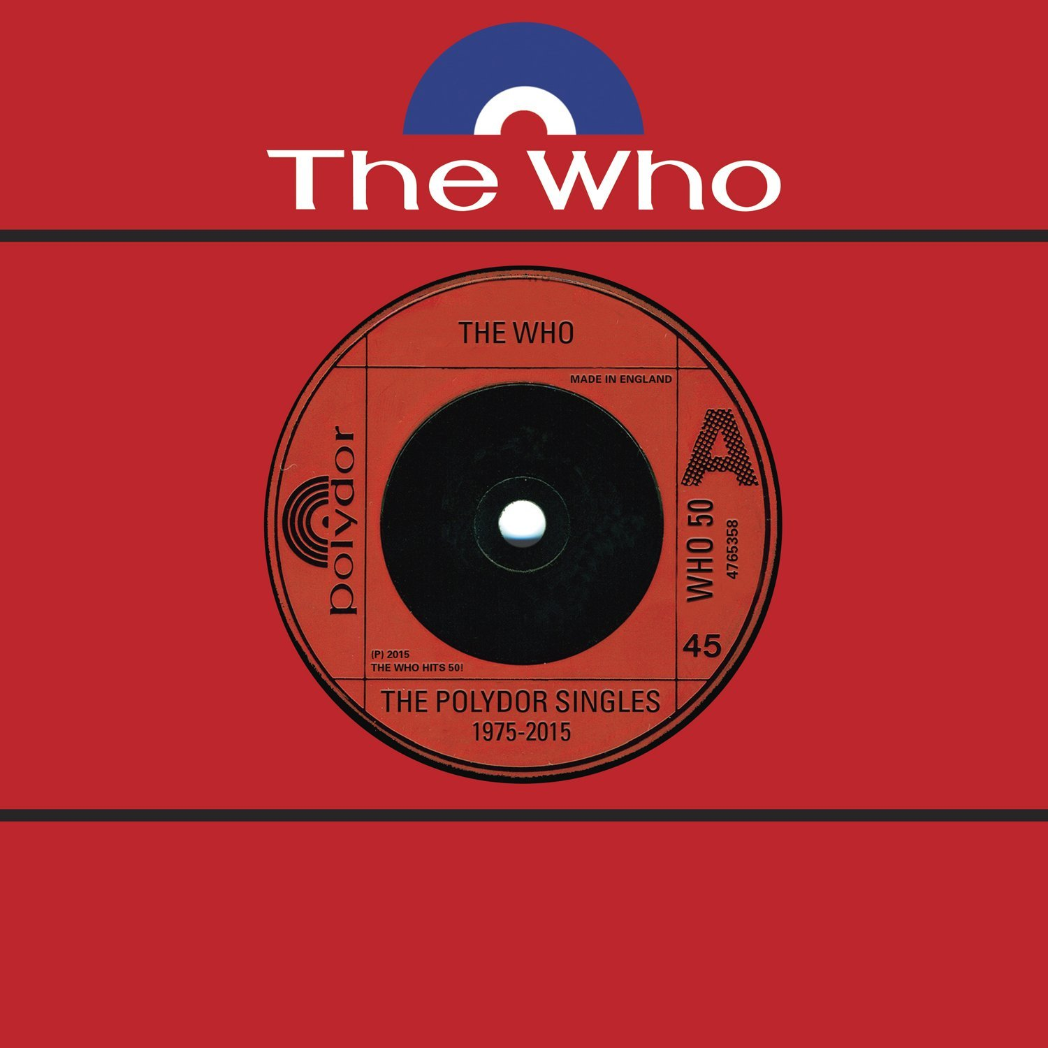 Update Volume Four The Polydor Singles 1966 The Who