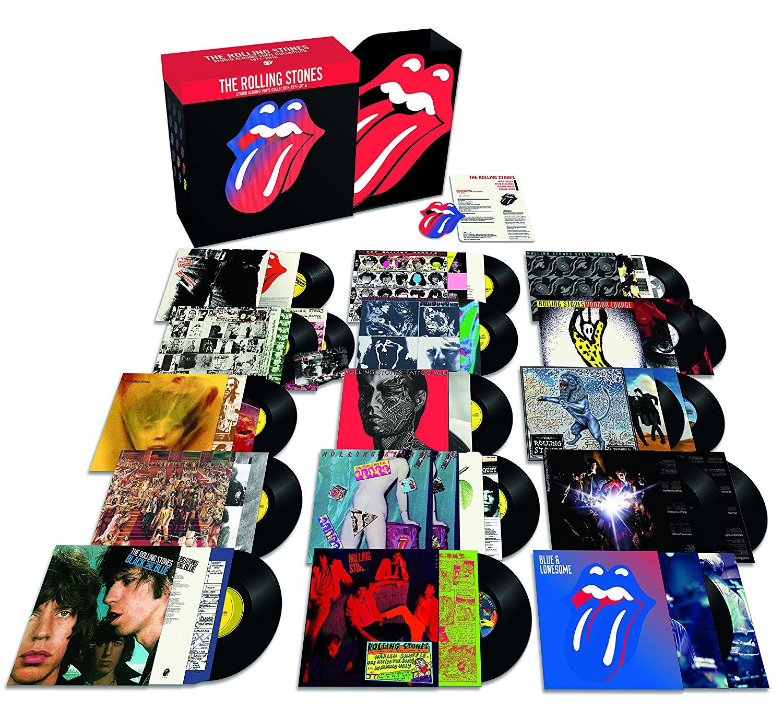 Rolling Stones Studio Albums Box