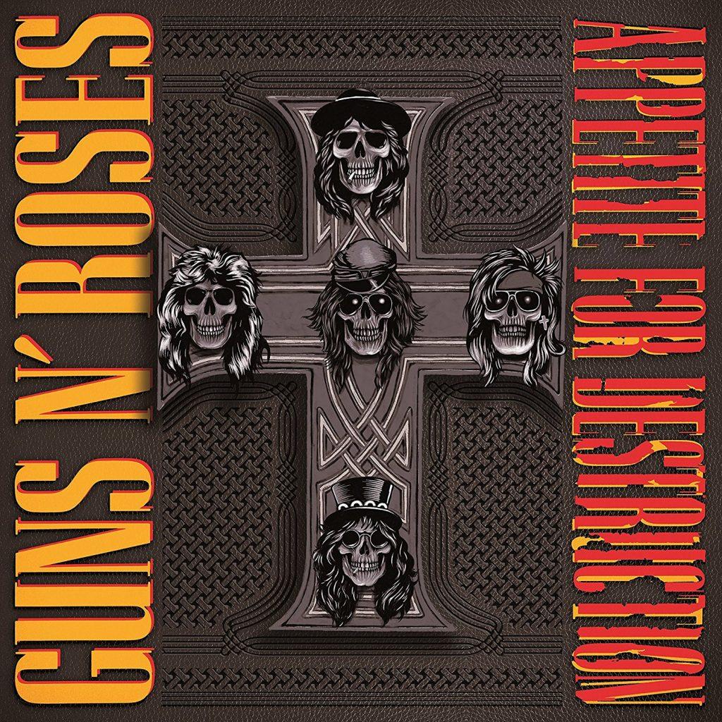 Guns N Roses Appetite For Destruction Essential